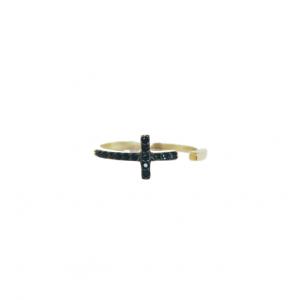 Ασημενια δαχτυλιδια - Δαχτυλίδι Σταυρός Silver 925 Δαχτυλίδια
