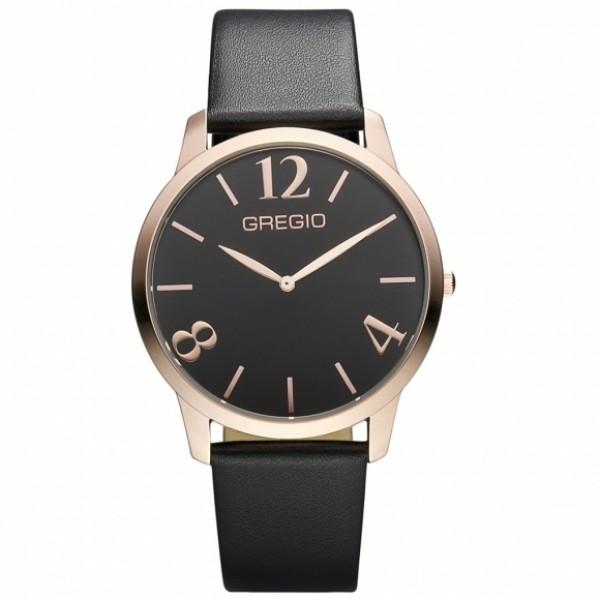 Ρολόι Simple Rose Black Gregio