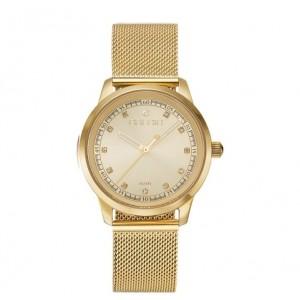 Ρολόι Handi Circlet Χρυσό Gregio